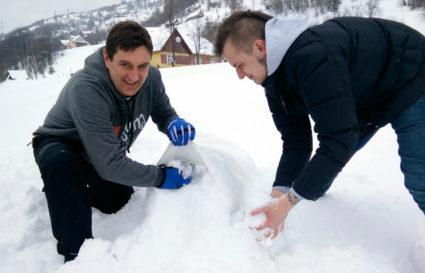 Експерименти: NEIPA зі снігом